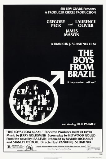 Watch The Boys from Brazil