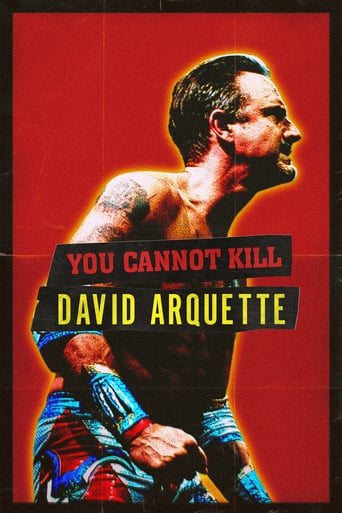 Watch You Cannot Kill David Arquette