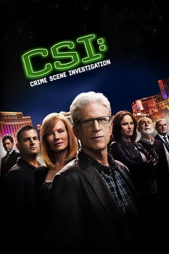 CSI - Den Tätern auf der Spur