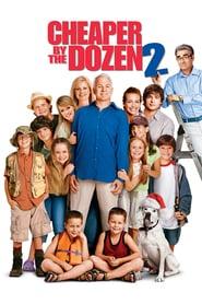 Watch Cheaper by the Dozen 2