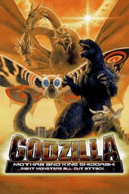 Watch Godzilla, Mothra and King Ghidorah: Giant Monsters All-Out Attack
