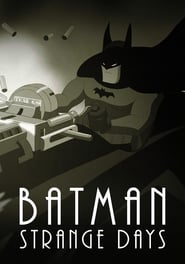 Watch Batman: Strange Days