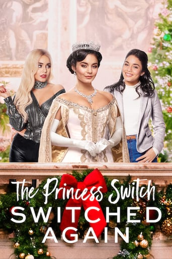 Watch The Princess Switch: Switched Again