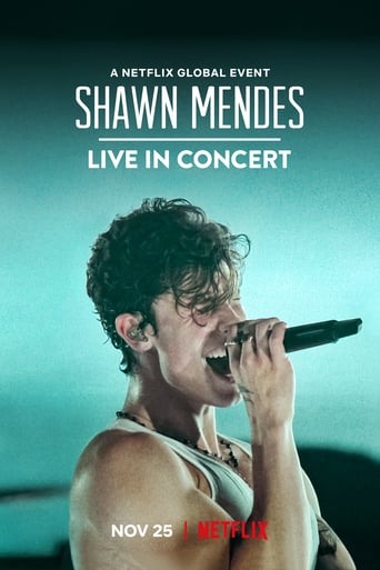 Watch Shawn Mendes: Live in Concert