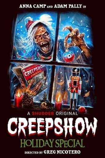 Watch A Creepshow Holiday Special