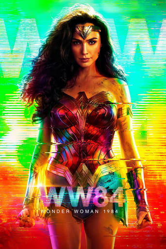 Watch Wonder Woman 1984