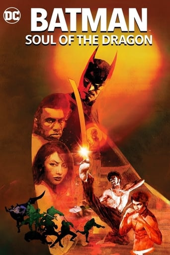 Watch Batman: Soul of the Dragon