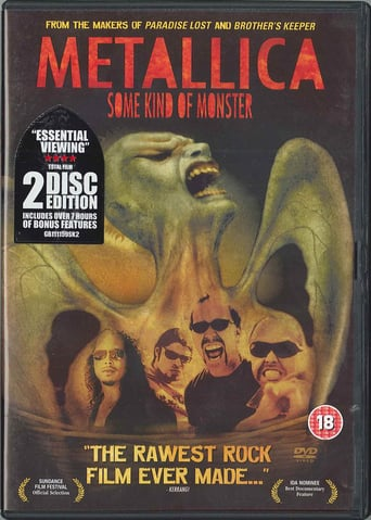 Watch Metallica: Some Kind of Monster