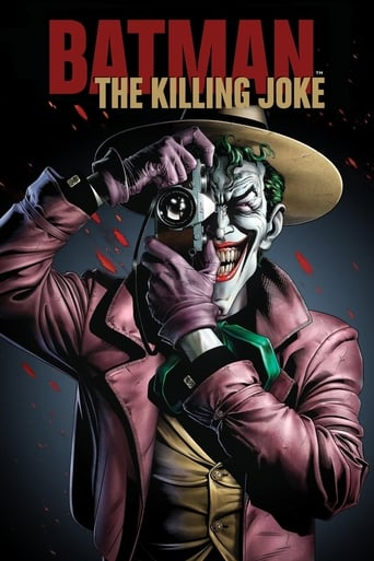 Watch Batman: The Killing Joke