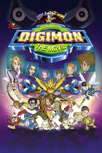 Watch Digimon: The Movie