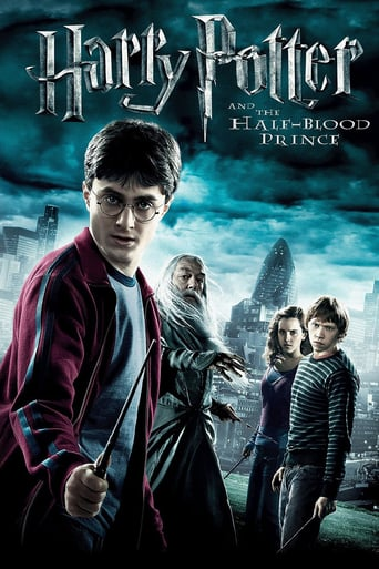 Watch Harry Potter and the Half-Blood Prince