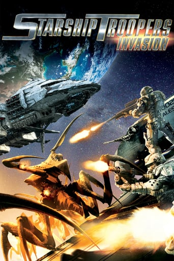 Watch Starship Troopers: Invasion