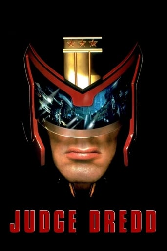 Watch Judge Dredd