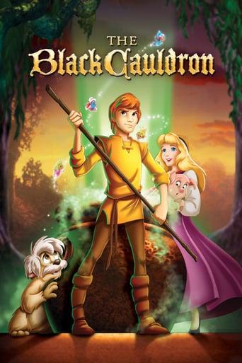 Watch The Black Cauldron