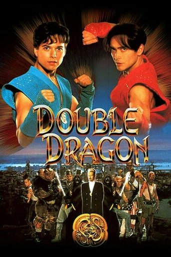 Watch Double Dragon