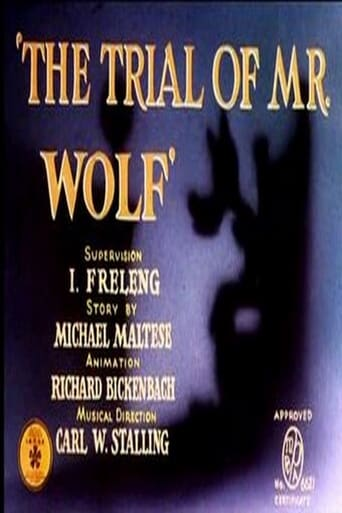Watch The Trial of Mr. Wolf