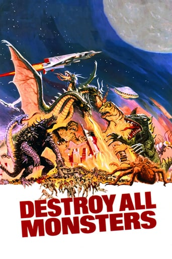 Watch Destroy All Monsters