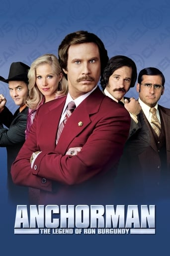 Watch Anchorman: The Legend of Ron Burgundy
