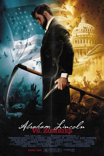 Watch Abraham Lincoln vs. Zombies