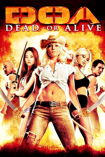 Watch DOA: Dead or Alive