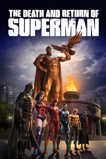 Watch The Death and Return of Superman