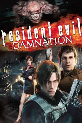 Watch Resident Evil: Damnation