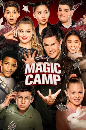 Watch Magic Camp