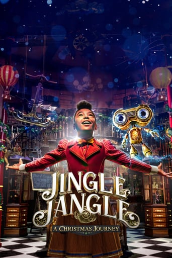 Watch Jingle Jangle: A Christmas Journey