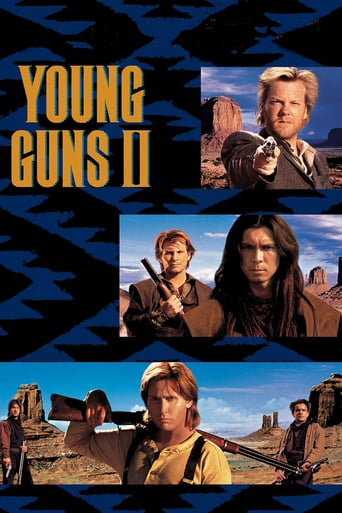 Watch Young Guns II