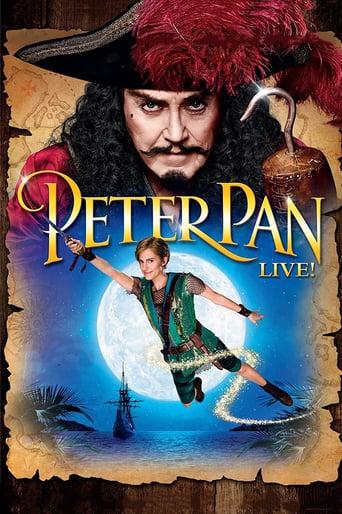 Watch Peter Pan Live!