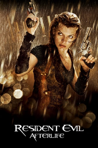 Watch Resident Evil: Afterlife