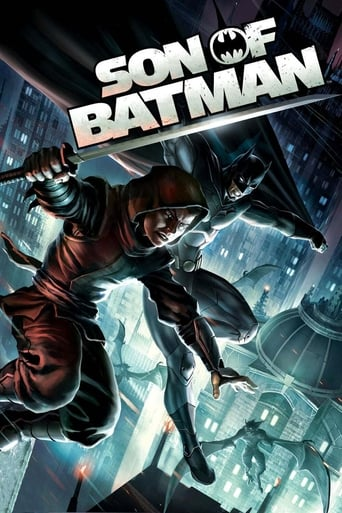 Watch Son of Batman