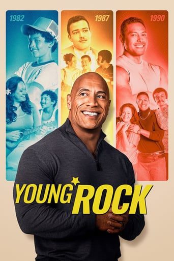 Watch Young Rock