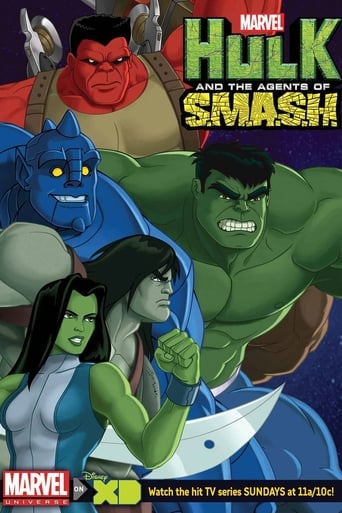 Marvel's Hulk and the Agents of S.M.A.S.H