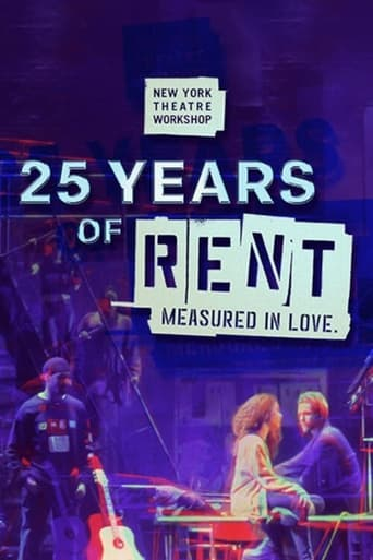 Watch 25 Years of Rent: Measured in Love