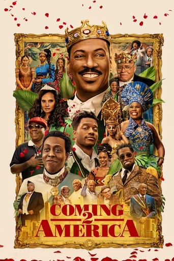 Watch Coming 2 America