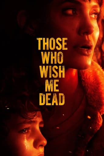 Watch Those Who Wish Me Dead
