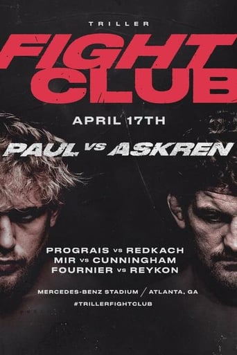 Watch Triller Fight Club: Jake Paul vs Ben Askren