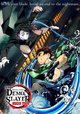 Watch Demon Slayer – Kimetsu no Yaiba – The Movie: Mugen Train