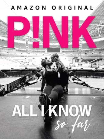 Watch P!nk: All I Know So Far