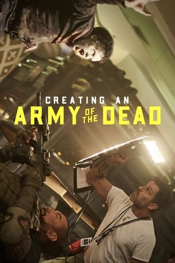Watch Creating an Army of the Dead