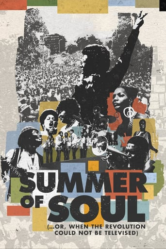 Watch Summer of Soul (...or, When the Revolution Could Not Be Televised)