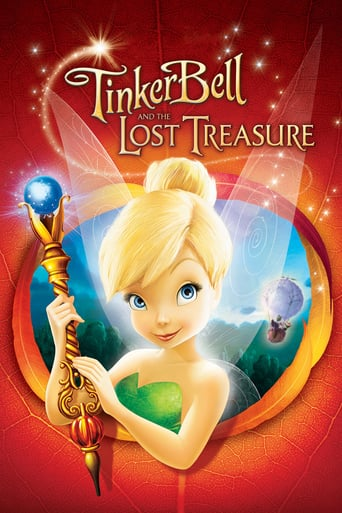 Watch Tinker Bell and the Lost Treasure