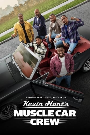 Watch Kevin Hart's Muscle Car Crew