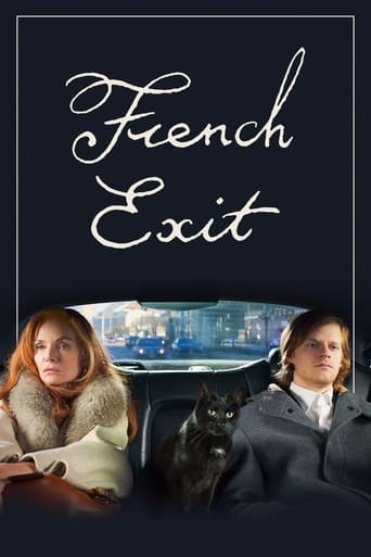 Watch French Exit