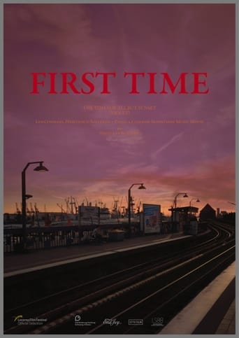 FIRST TIME [The Time for All but Sunset - VIOLET]