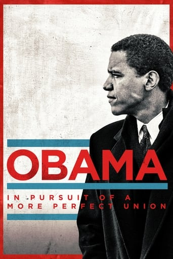 Obama: In Pursuit of a More Perfect Union