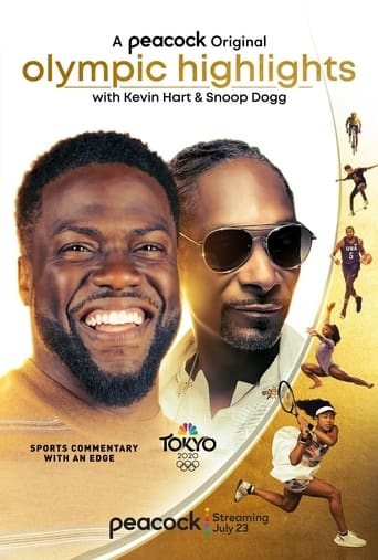 Watch Olympic Highlights with Kevin Hart and Snoop Dogg