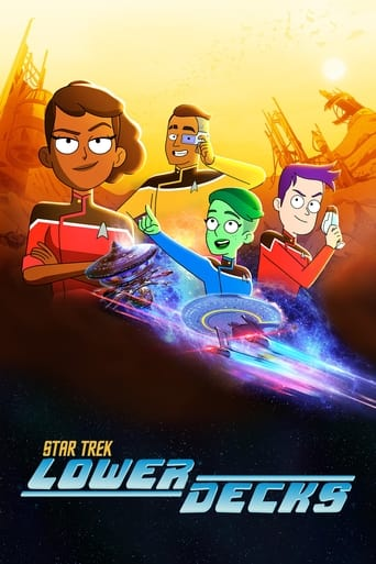 Watch Star Trek: Lower Decks