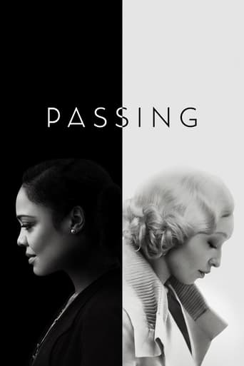 Watch Passing